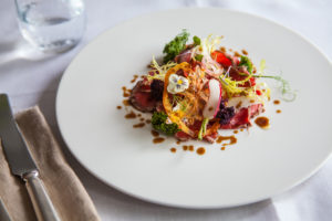 Corporate and private catering in London