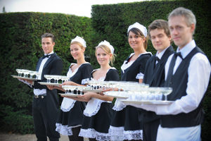 Corporate catering in London