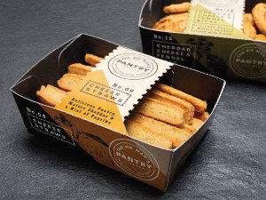 The Pie Man award winning cheese straws